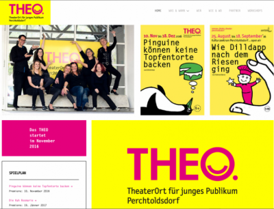 Theo Website